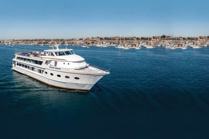 Champagne Brunch Cruise in Newport Beach image
