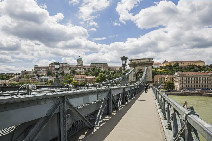 Budapest All in One Walking Tour with Cafe Stop #123339 image