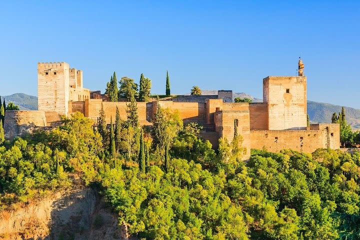 Priority Access to Alhambra and Generalife Gardens in Granada image