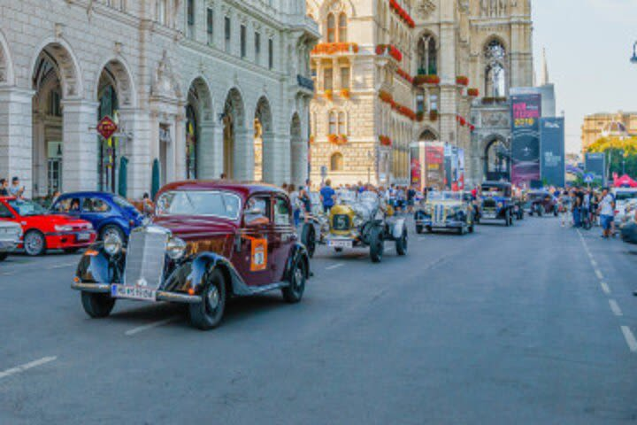 Private Half Day Highlights Tour of Vienna inc Transport image