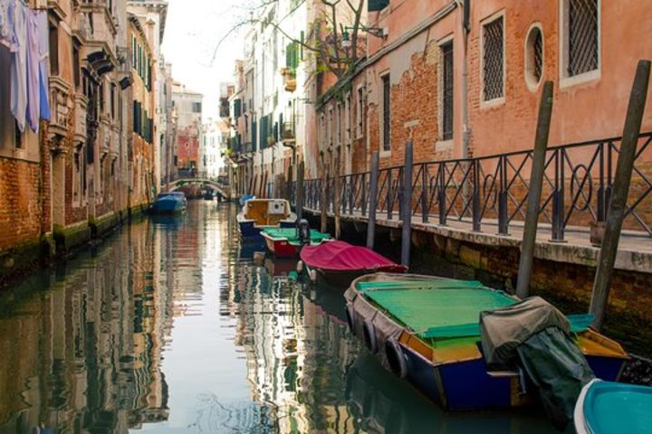 Venice Boat Tour With Grand Canal And Tower Climb image