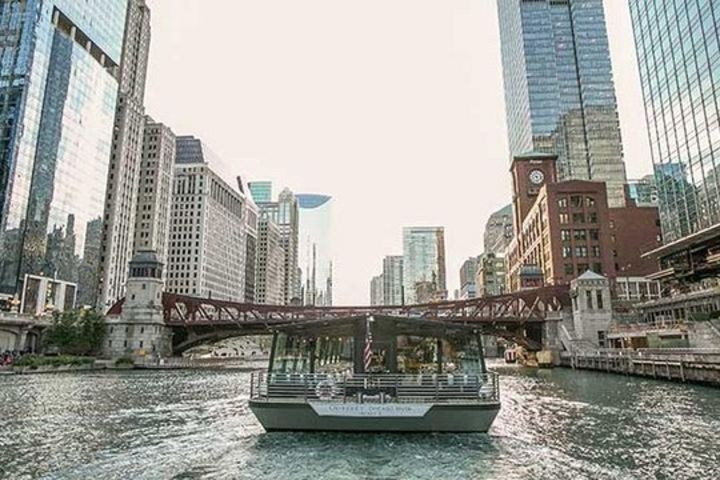 Odyssey Chicago River Dinner Cruise image