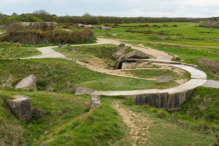Utah & Omaha Beaches U.S. Sector D-Day Trip From Bayeux (shared) image