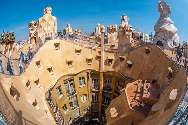 Private Family-Friendly Tour of Gaudi's Barcelona image