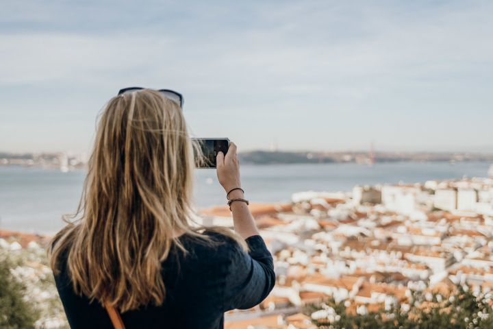 Local Lisbon: Downtown Walking Tour with Cathedral Climb & Castle image