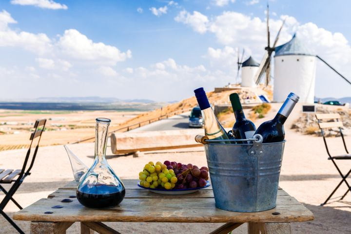 Toledo Day Trip & Don Quixote Windmills tour with Expert Guide & Cheese Tasting image