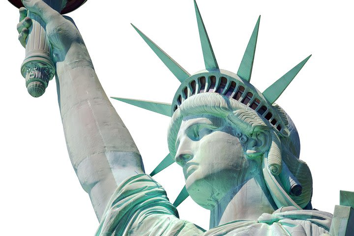 Statue of Liberty Tour with Pedestal Access and Ellis Island image