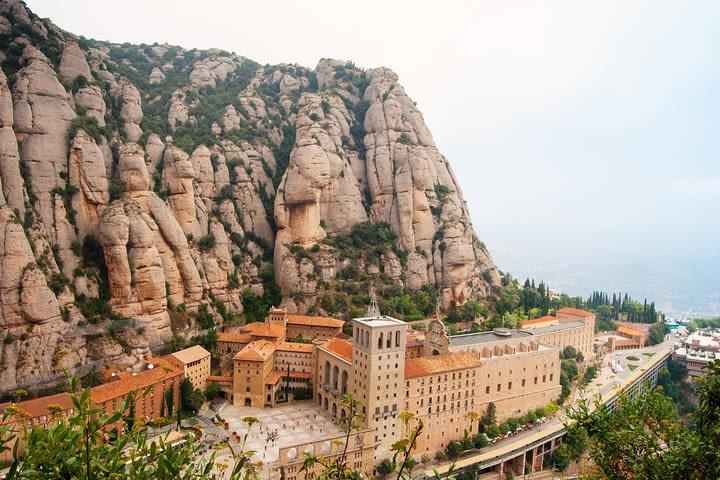 Shore Excursion to Montserrat from Barcelona Harbour image