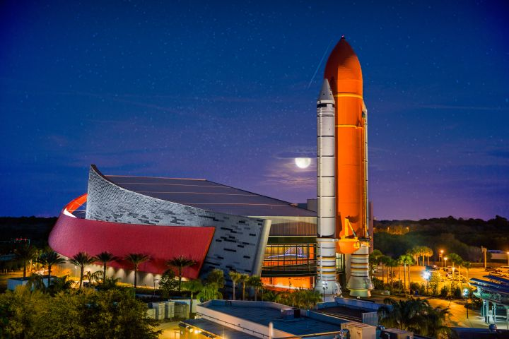 Kennedy Space Center Private Tour image