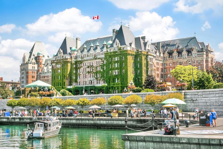 Best of Victoria Tour including Butchart Gardens image