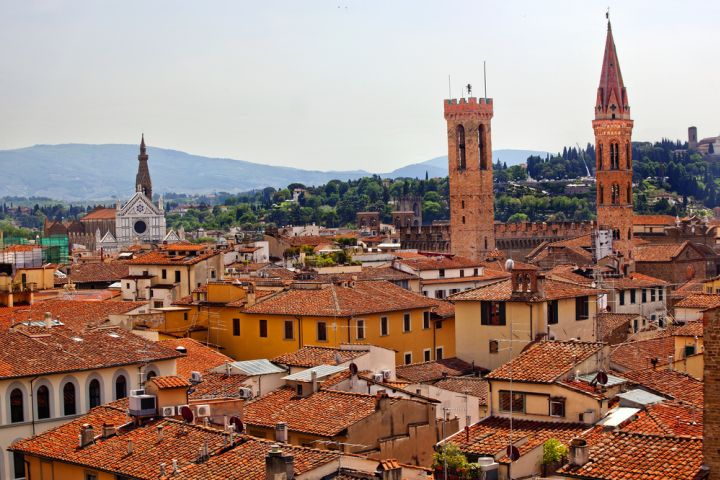 Welcome to Florence: Evening City Stroll & Gelato image