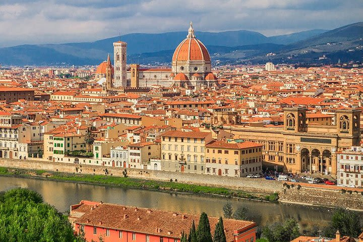 Florence and Pisa Full day tour from Rome  image
