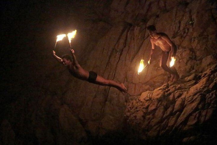 """Dinner at """"La Perla"""" with Cliff Diving Show in Acapulco image"""