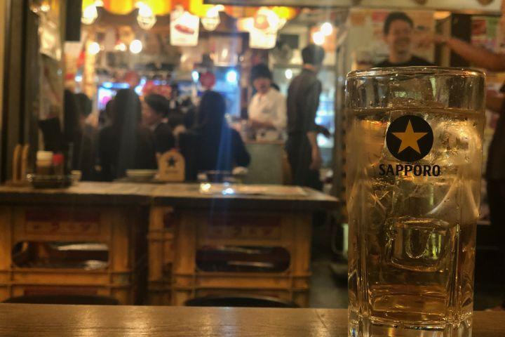 Retro Shibuya Food Tour image