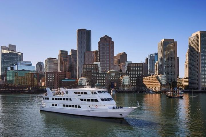 Boston Odyssey Brunch Cruise image