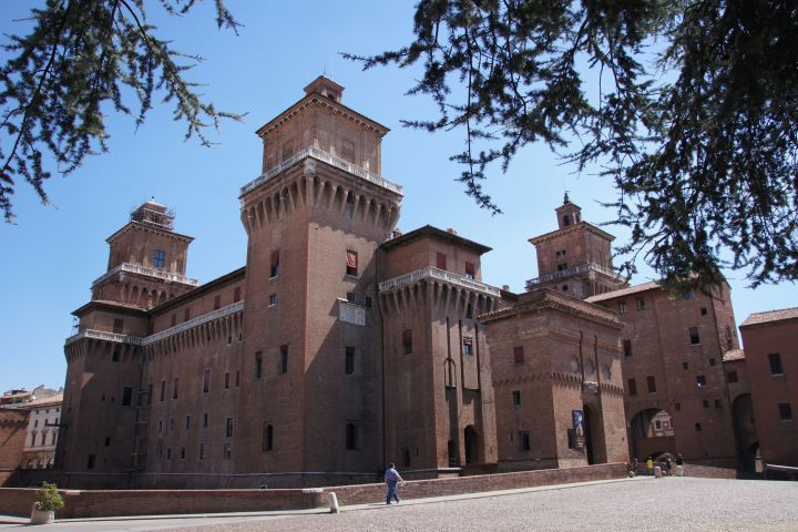 Ferrara Private Walking Tour with a Local Guide image