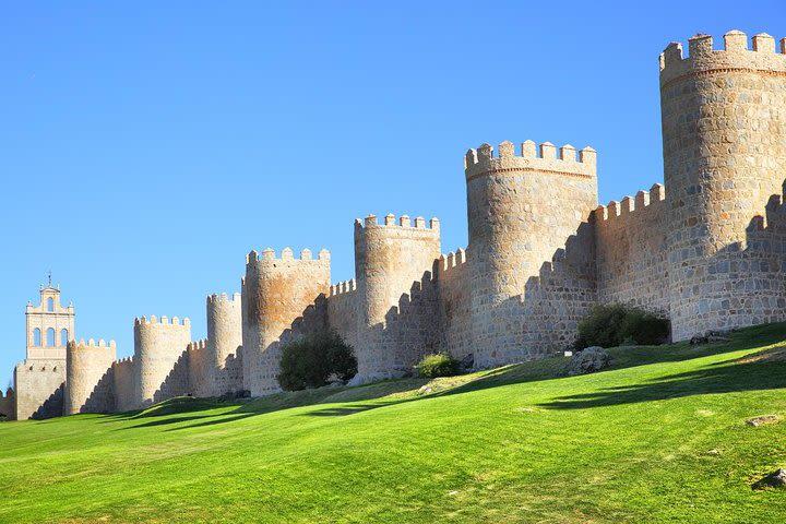 Avila and Salamanca Tour from Madrid image