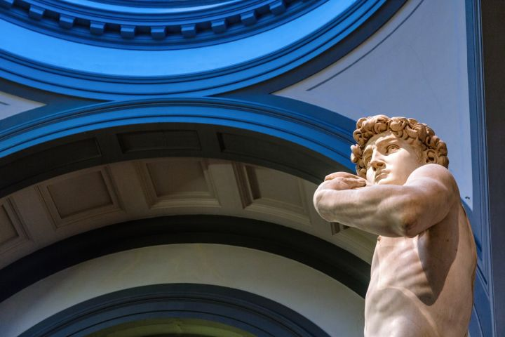 Skip the Line Last Entry Florence Accademia Tour with Statue of David  image