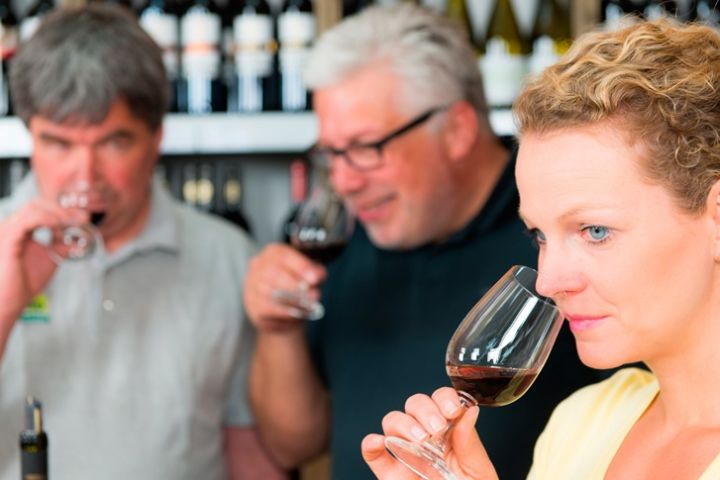 7 Days WSET2 Qualification & Wine Tours in Bordeaux Travel Package (shared) image