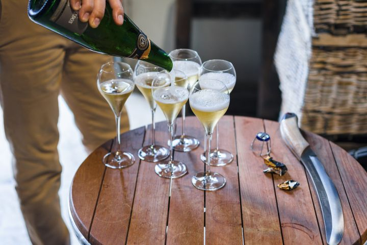 Luxury Small Group Champagne Day Trip from Paris with Winery Tastings image