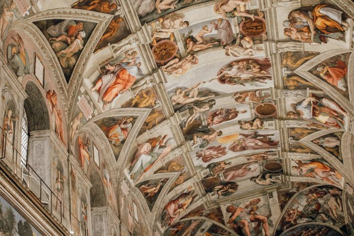 Pristine Sistine Early Entrance Small Group Vatican Tour image