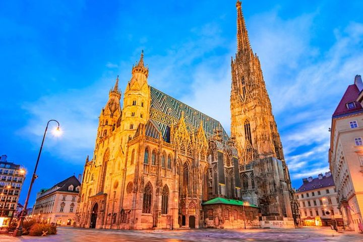 Architectural Splendor: Full Day Highlights of Vienna image