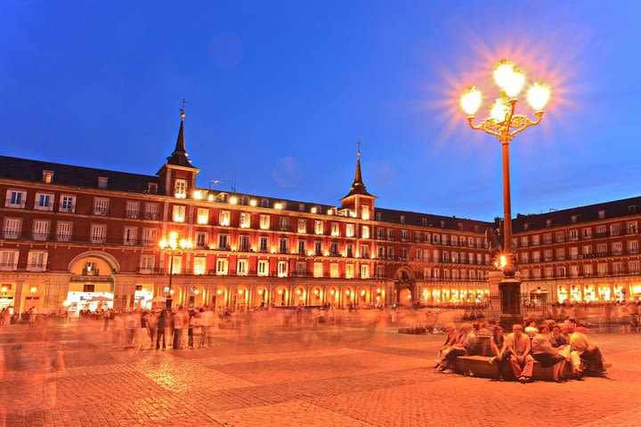 Madrid at Night Private Walking Tour image