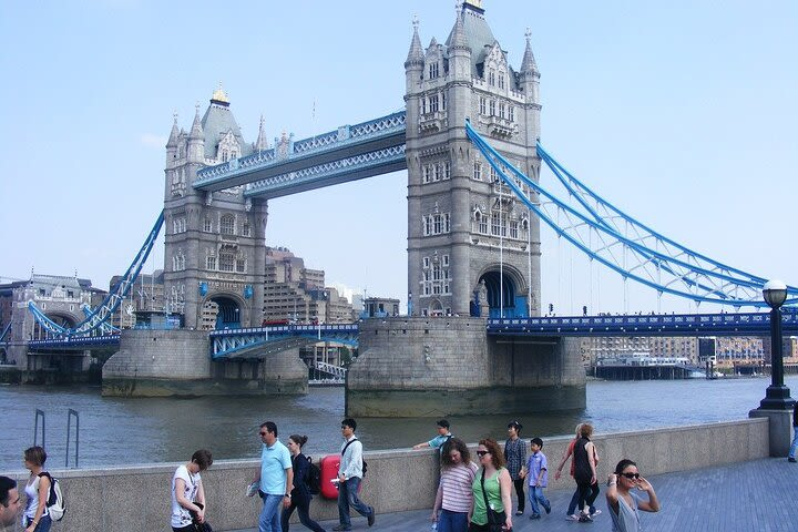 Private Guided Walk of London with Thames River Cruise image