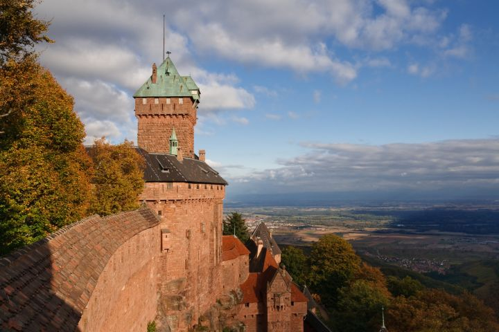 Pearls of Alsace Private Full Day Trip from Strasbourg (Private) image