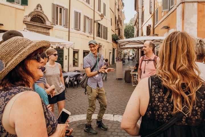 Rome Food Tour Test  image