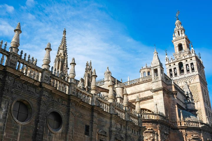 Early Access to Seville Cathedral image