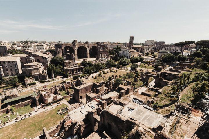 Gladiator's Gate & Arena Floor Special Access Colosseum Tour & Forum image