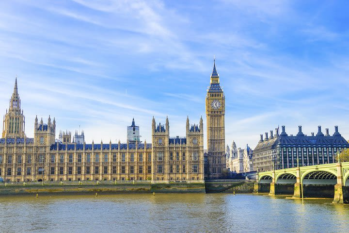Tour to Westminster Abbey and the Houses of Parliament in London image