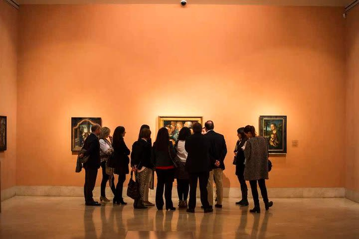 Madrid Triangle of Art Private Guided Tour: Prado, Reina Sofia and Thyssen Museums image