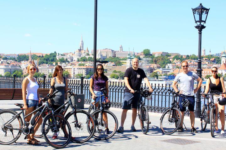 Budapest E-Bike Tour #105507 image