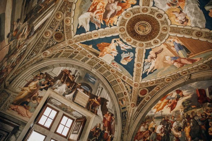 VIP Key Master's Tour: Open The Sistine Chapel image