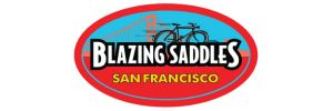 Blazing Saddles Bike Rentals and Tours logo