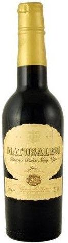 Matusalem Sweet Oloroso 0,375 L