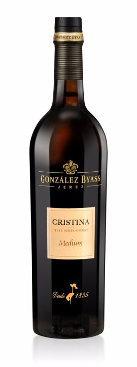 Cristina Medium Sherry