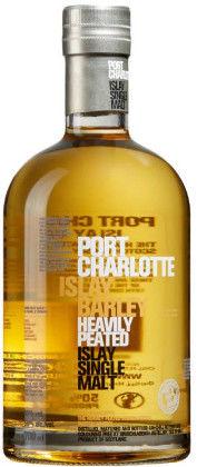 Port Charlotte, Scottish Barley Heavily Peated