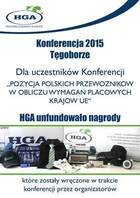 HGA Nagrody Galicja 2015