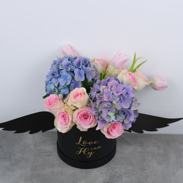 Love Floral Box