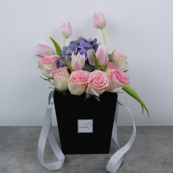 Gorgeous Floral Basket
