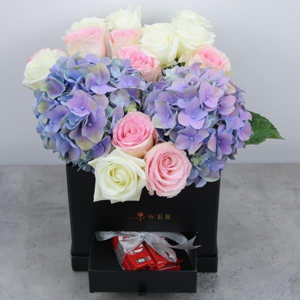 Vivid Love Flower Box