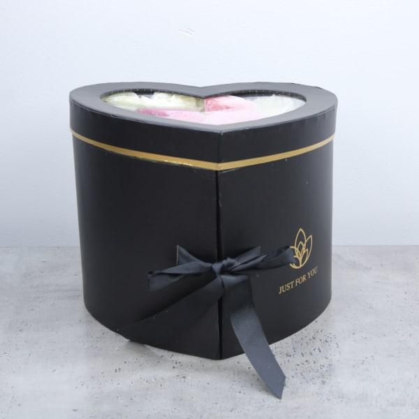 Loving Heart Choco Rose Box