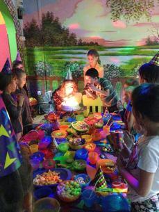 Urodziny dla najmłodszych