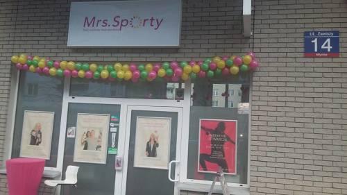 Mrs.Sporty Warszawa-Wola