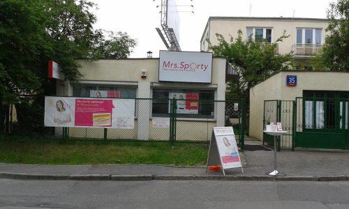 Mrs.Sporty Warszawa-Służew