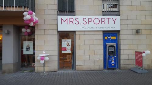 Mrs.Sporty Warszawa-Ursus