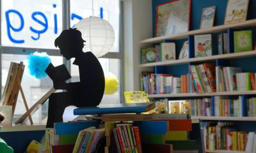Księgarnia dziecięca